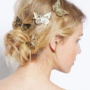 BESTSELLER🌟 Free People Mariposa Hair Clip Set